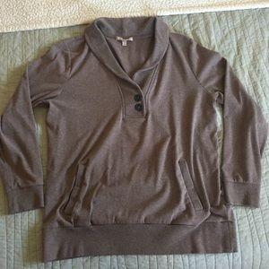 Banana Republic Brown Sweatshirt XL